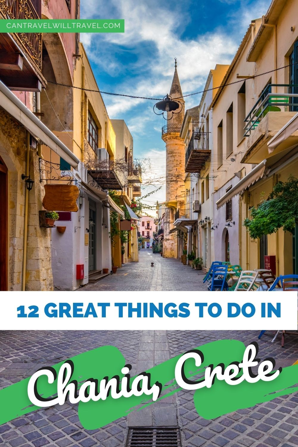 12 Great Things to Do in Chania, Crete, Greece