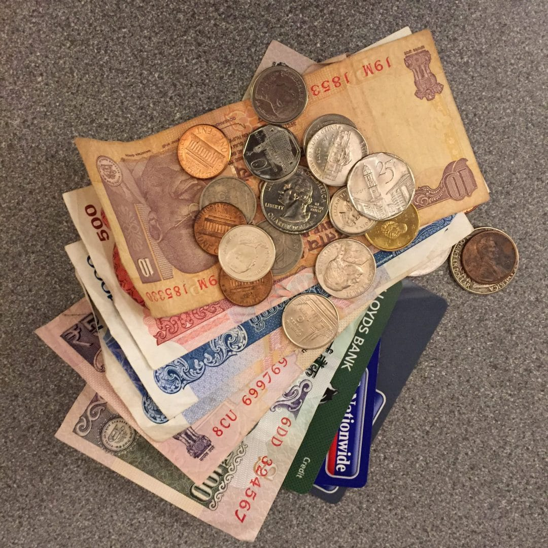 Travel Money_Currency and Cards