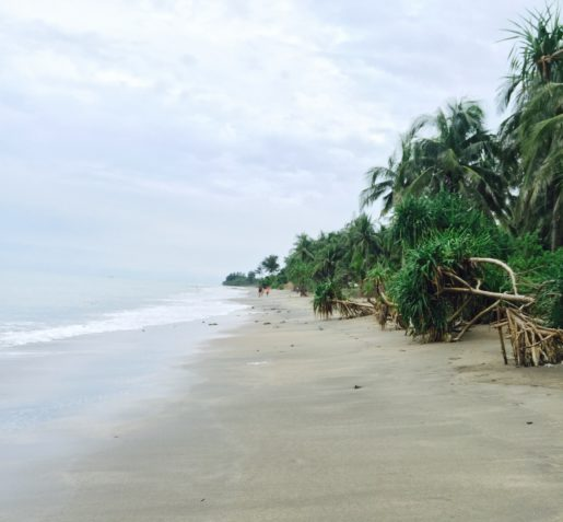 Saint Martins Island Beach Bangladesh