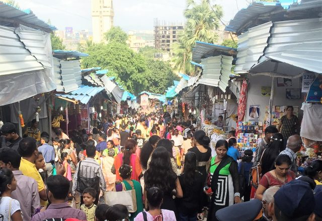 Bandra Fair Mount Mary Church Mumbai