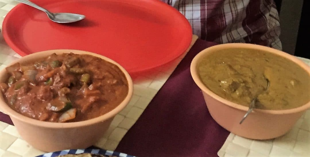 Indian Vegetable Curries, Handi and Kodai