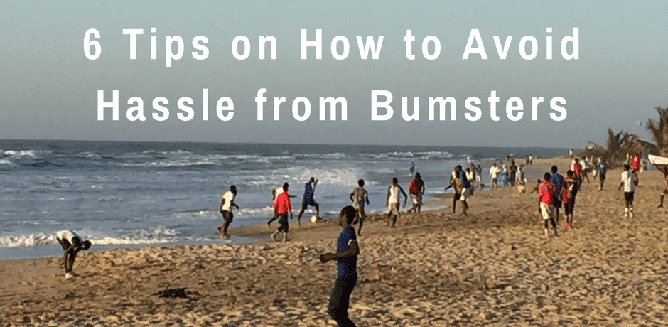 6 Tips on How to Avoid Hassle from The Gambia Bumsters
