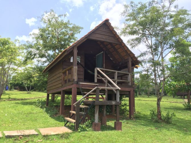 Nature Lodge in Sen Monorom, Mondulkiri, Cambodia