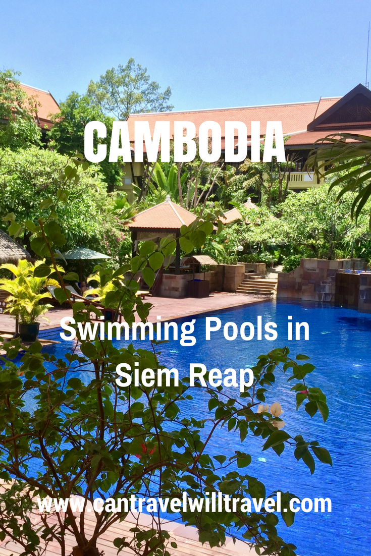 Swimming Pools in Siem Reap, Cambodia Pin2