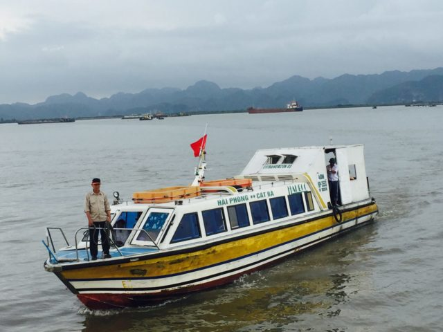 Good Morning Cat Ba Speedboat Transfer from Hanoi to Cat Ba Island, Vietnam