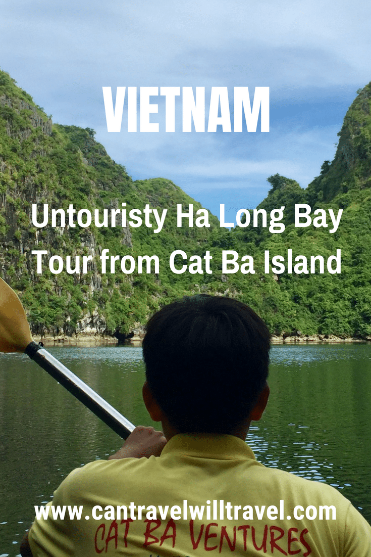 Untouristy Halong Bay Tour from Cat Ba Island Pin2
