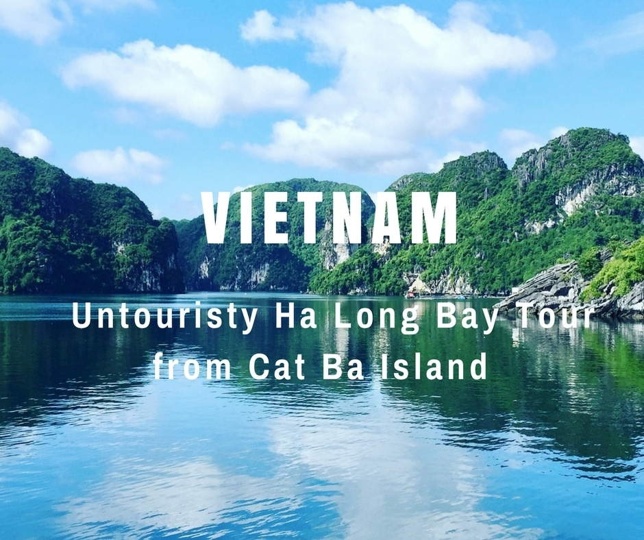 Untouristy Ha Long Bay Tour from Cat Ba Island | Vietnam