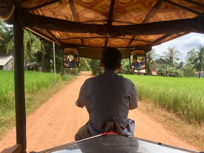 Countryside Tuk Tuk Tour, in and Around Kampot and Kep, Cambodia