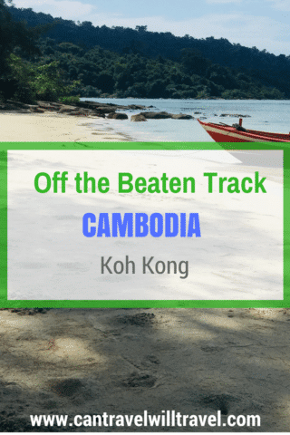 Getting Off the Beaten Track in Koh Kong, Cambodia
