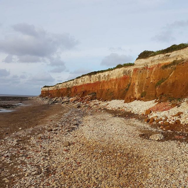 Walking the Norfolk Coast Path from Hunstanton to Brancaster Staithe | England 1