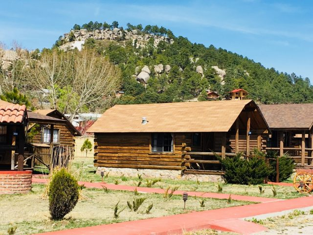 Villa Mexicana Creel Mountain Lodge, Copper Canyon, Mexico