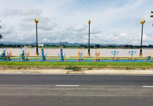 Exercise Machines in Nakhon Phanom