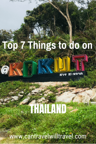 Top Things to do on Koh Kood Thailand Pin2