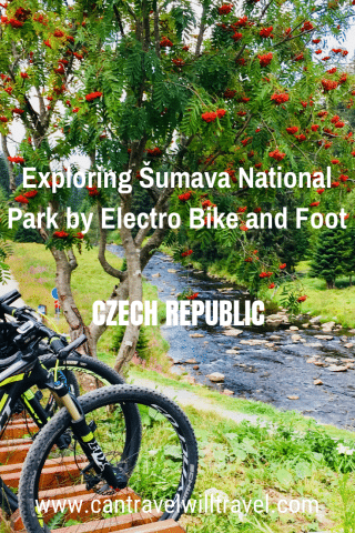 Exploring Šumava National Park by Electro Bike and Foot | Czech Republic 1