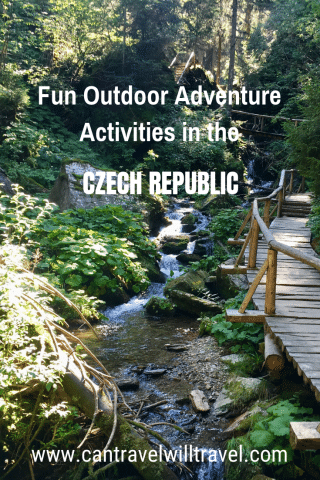 Outdoor Adventure Activities in the Czech Republic Pin2
