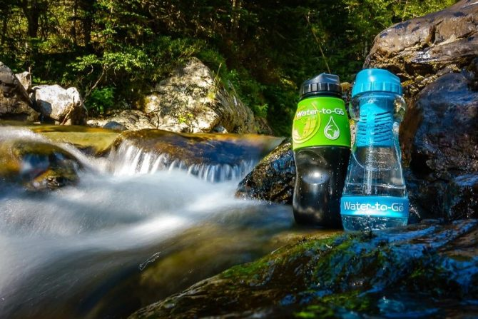 Water to Go Filter Water Bottles