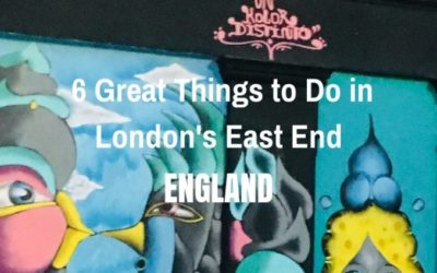6 Great Things to do in London's East End | England