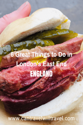 6 Great Things to Do in London's East End, England