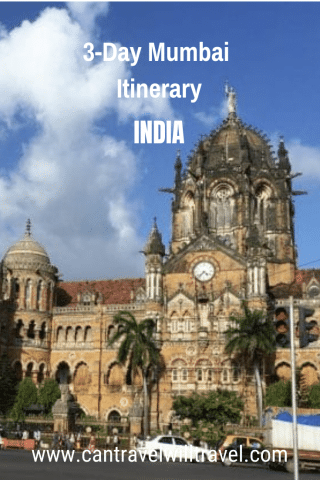 3-Day Mumbai Itinerary India