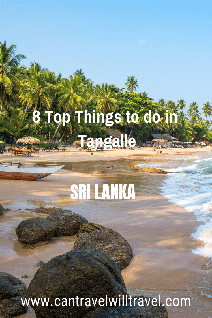 8 Top Things To Do in Sri Lanka Pin 1