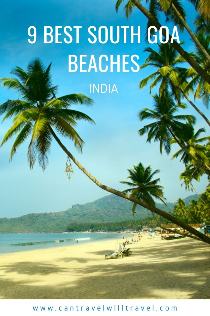 9 Best South Goa Beaches, India Pin1
