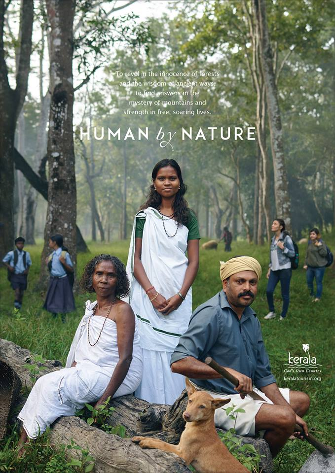 Human by Nature Campaign Poster