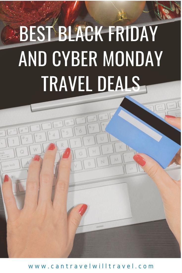 Best Black Friday and Cyber Monday Travel Deals