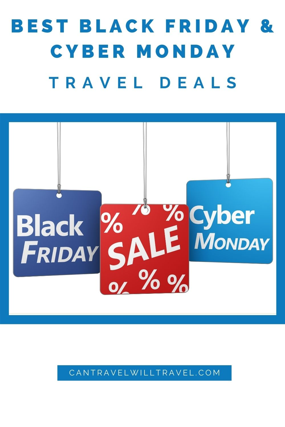 Best Black Friday Travel Deals and Cyber Monday Travel Deals
