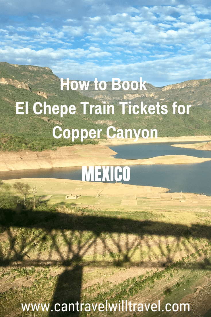 Book El Chepe Train Tickets for the Copper Canyon, Pin2
