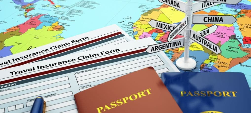 Checklist for Long-Term Travel or Moving Overseas