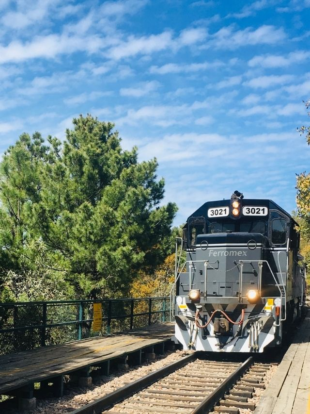 Copper Canyon Train Ride Itinerary Story