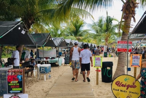 Placencia Lobster Festival in Belize
