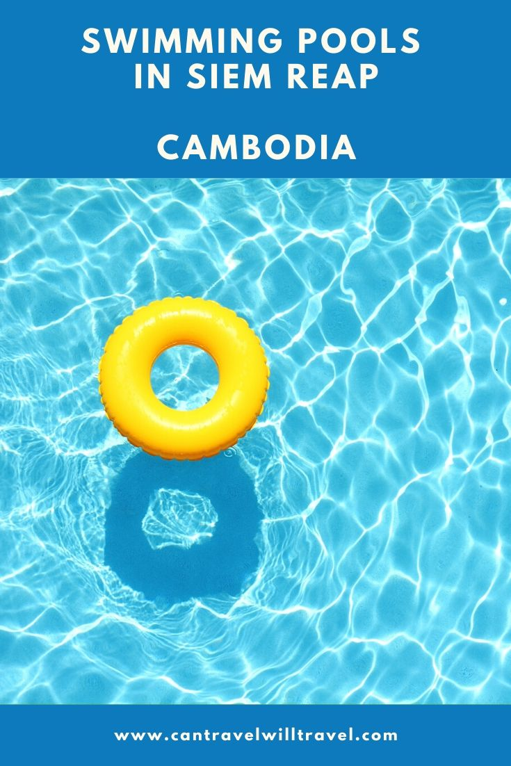 Swimming Pools in Siem Reap, Cambodia Pin3