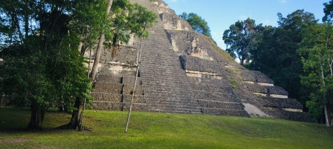 The Mayan Ruins of Tikal | Guatemala