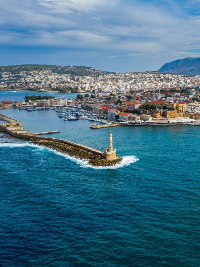 Things to Do in Chania, Crete Story