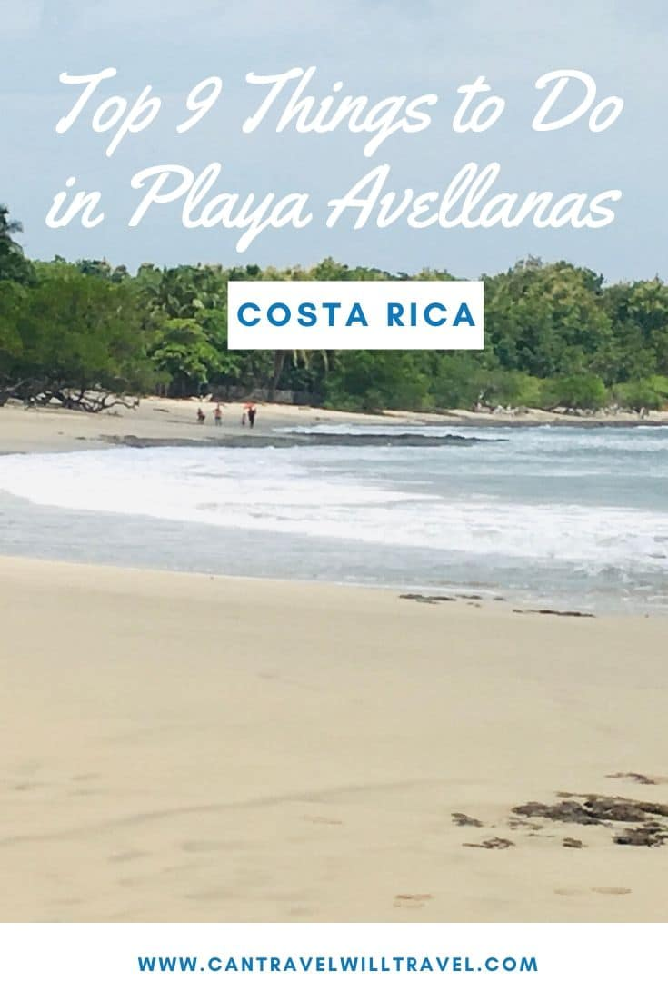 Things to Do in Playa Avellanas in Costa Rica