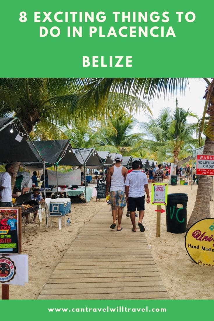 8 Exciting Things to Do in Placencia Belize Pin2
