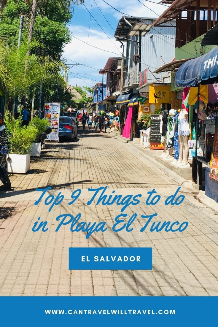 Top 9 Things to Do in Playa El Tunco, El Salvador