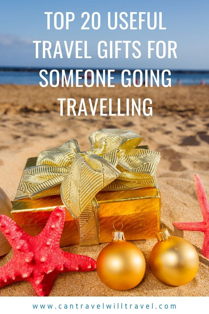 20 Useful Travel Gifts for Someone Going Travelling