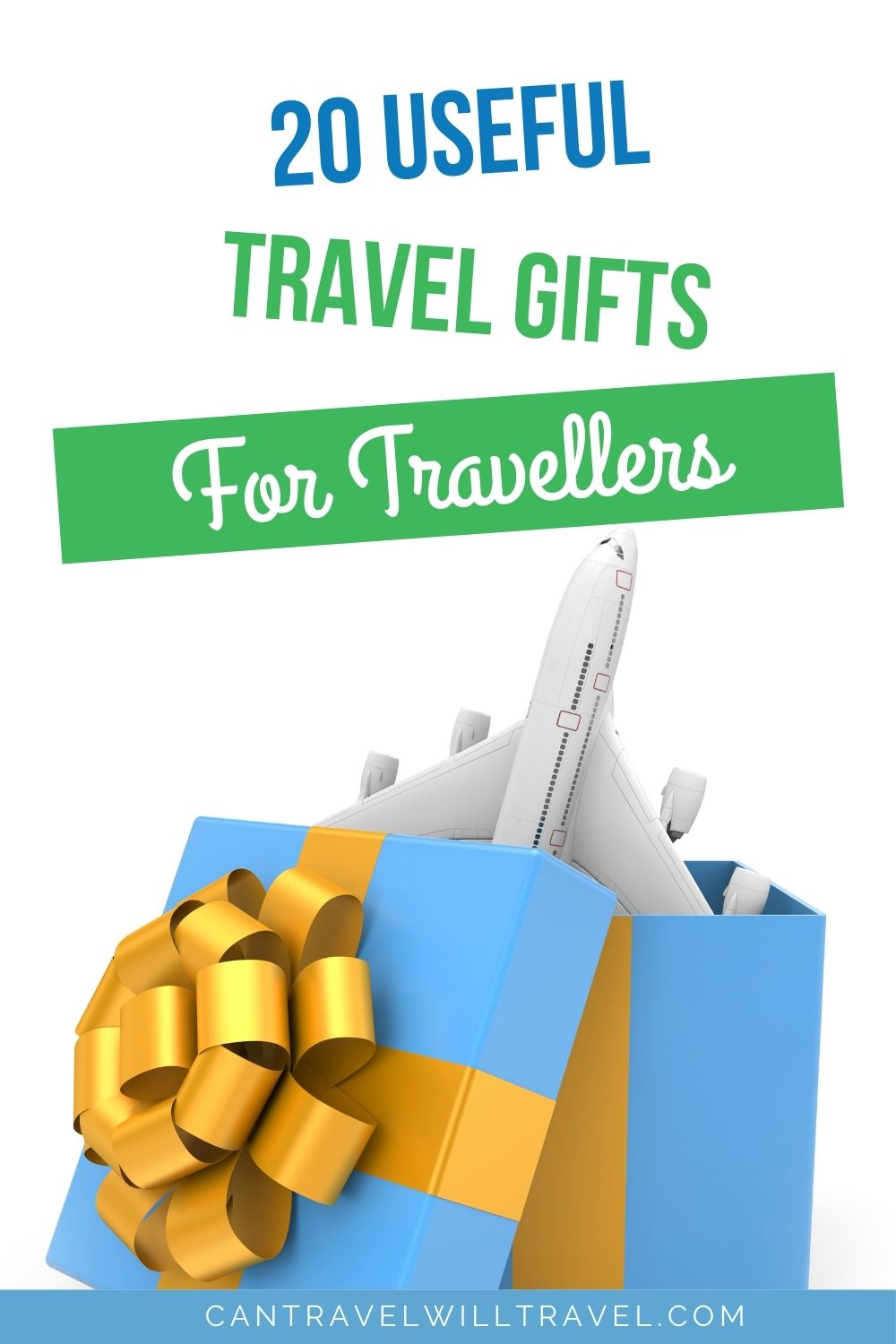 20 Useful Travel Gifts for Travellers
