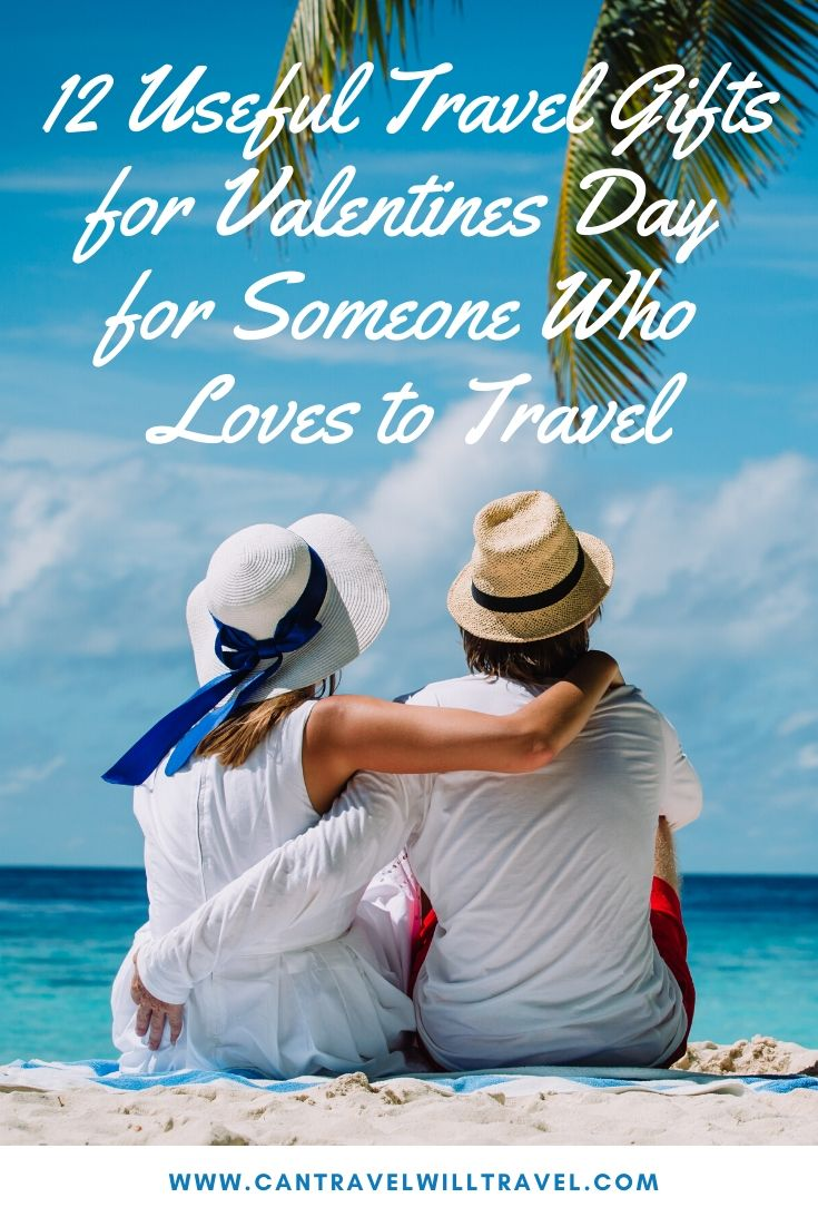 12 Useful Travel Gifts for Valentines Day for Someone Who Loves to Travel Pin3
